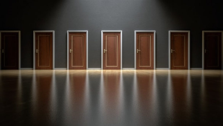 דלתות קו אפס –  לעצב את המבנה אחרת